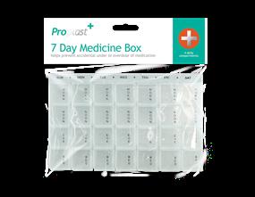 Pill Box - 7 Days