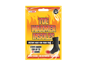 Wholesale Toe Warmer Insoles | Gem Imports Ltd