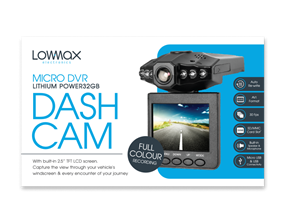 Wholesale Micro DVR Dash Cams | Gem Imports Ltd