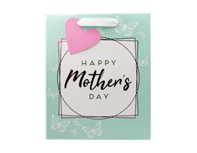 Wholesale Mother's Day Medium Gift Bags | Gem Imports Ltd