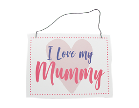 Wholesale Mothers Day Hanging Plaques | Gem Imports Ltd