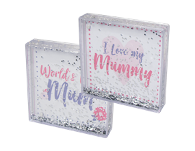 Wholesale Mothers Day Glitter Photo Frame | Gem Imports Ltd