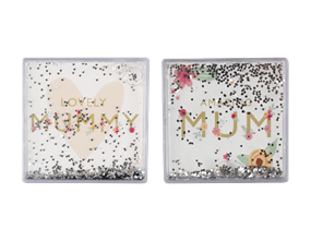 Mothers Day Glitter Photo Frame PDQ