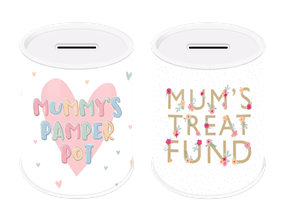 Mothers Day Money Tin