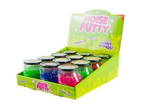 Wholesale Novelty Noise Putty | Gem Imports Ltd