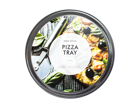 Wholesale Non-stick Pizza Pans | Gem Imports Ltd
