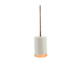 Sandstone & Copper Toilet Brush