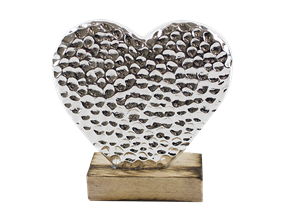Wholesale Standing Heart | Gem Imports Ltd