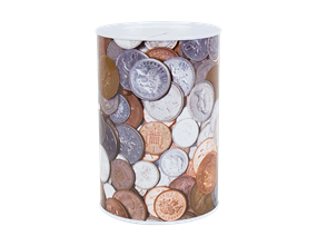 Wholesale Money Design Money Tins | Gem Imports Ltd