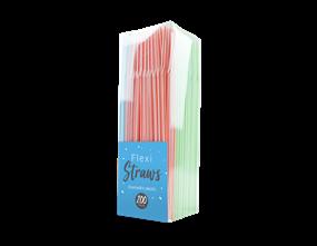 Wholesale Plastic Flexible Straws | Gem Imports Ltd