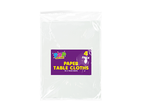 Wholesale Disposable Tablecloths | Gem Imports Ltd