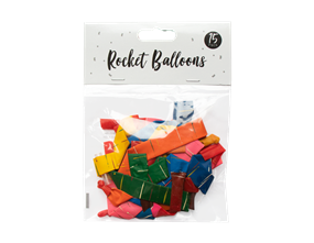 Wholesale Rocket Balloons | Gem Imports Ltd