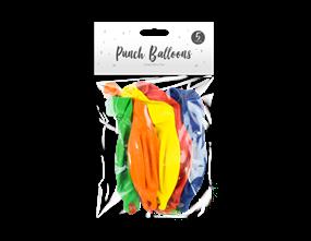 Wholesale Punch Balloons | Gem Imports Ltd