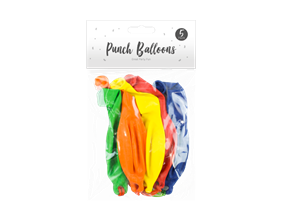Wholesale Punch Balloons | Gem Imports Ltd