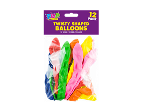 Wholesale Twisty Balloons | Gem Imports Ltd