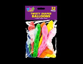 Wholesale Twisty Balloons | Gem Imports Ltd