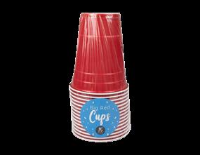 Wholesale Red Plastic Cups | Gem Imports Ltd