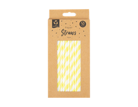 Wholesale Paper Straws | Gem Imports Ltd