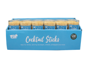 Wholesale Cocktail Sticks | Gem Imports Ltd