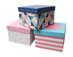 Wholesale Square Gift Boxes | Gem Imports Ltd
