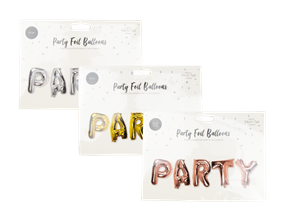 Wholesale Party Foil Balloons | Gem Imports Ltd