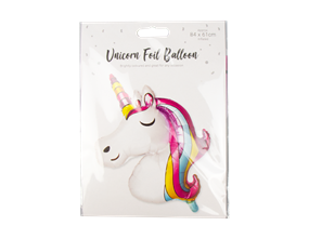 Wholesale Unicorn Foil Balloons | Gem Imports Ltd