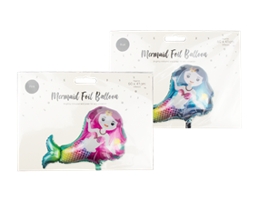 Wholesale Mermaid Foil Balloons | Gem Imports Ltd
