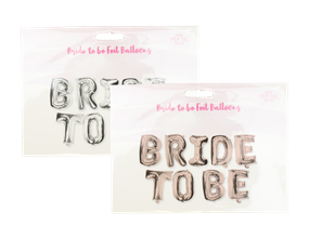 Wholesale Bride To Be Foil Balloons | Gem Imports Ltd