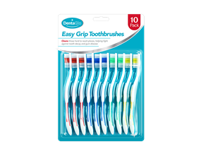 Toothbrushes - 10 Pack