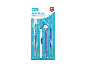Dental Care Kit - 4 Piece