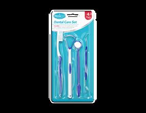 Dental Care Kit - 4 Piece