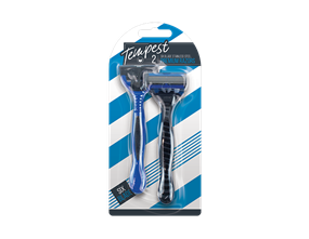 Wholesale Mens Disposable Six Blade Razors | Gem Imports Ltd