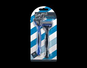 Wholesale Mens Disposable Six Blade Razors   Gem Imports Ltd
