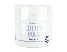Cotton Buds - 200 Pack