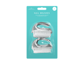 Nail Brushes - 2 Pack