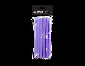 Bendy Hair Rollers - 6 Pack