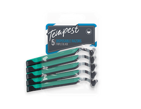 Wholesale Mens Disposable Triple Blade Razors | Gem Imports Ltd