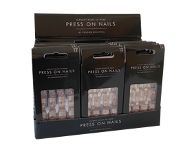 Press On Nails - 12 Pack