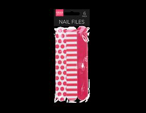 Printed Mini Nail Files