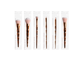 Wholesale Rose Gold Make Up Brushes | Gem Imports Ltd