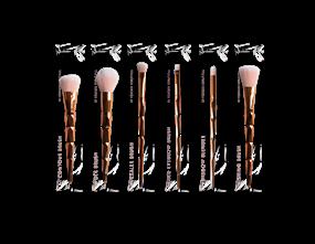 Wholesale Rose Gold Make Up Brushes | Gem Imports Ltd