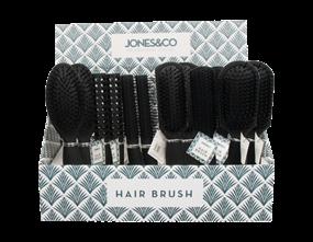 Wholesale Black Hair Brushes | Gem Imports Ltd