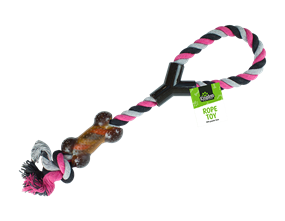 Wholesale Rope Dog Pull & Tug Toys | Gem Imports Ltd