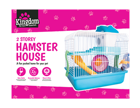 Wholesale Hamster Cages | Gem Imports Ltd
