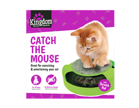Wholesale Catch The Mouse Cat Toys | Gem Imports Ltd