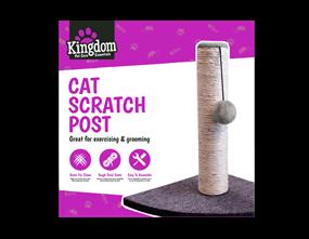 Wholesale Cat Corner Scratch Posts | Gem Imports Ltd