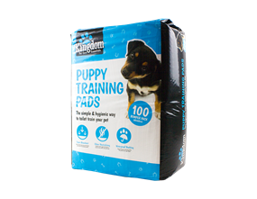 Puppy Training Pads - 100 Pack