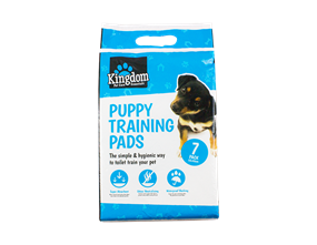 Puppy Training Pads - 7 Pack