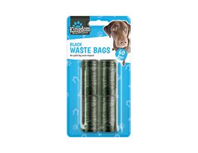 Wholesale Black Dog Poo Bags | Gem Imports Ltd