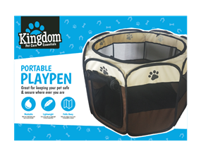 Wholesale Pet Portable Playpens | Gem Imports Ltd
